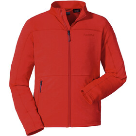 Schöffel Setagaya Fleece Jacket Men goje berry